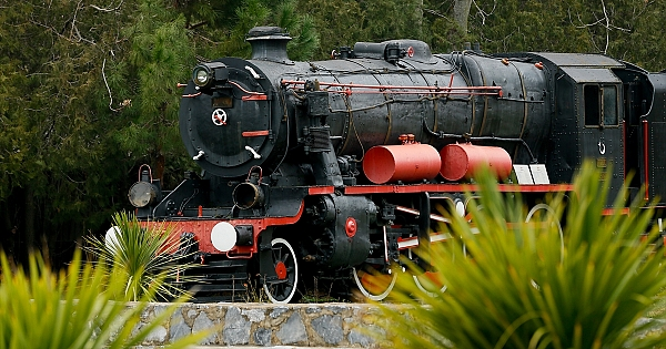 Selçuk-Çamlık: Tren Müzesi
