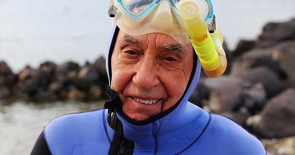 Deniz altında bir ömür, 7 bin fotoğraf