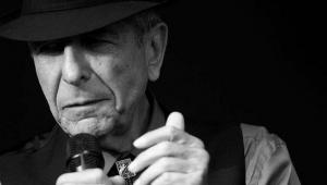 """""""Cohen'in şarkıları sarhoş bir gece, sabah kahvesi, gece yoldaşı, aşk rehberidir..."""""""