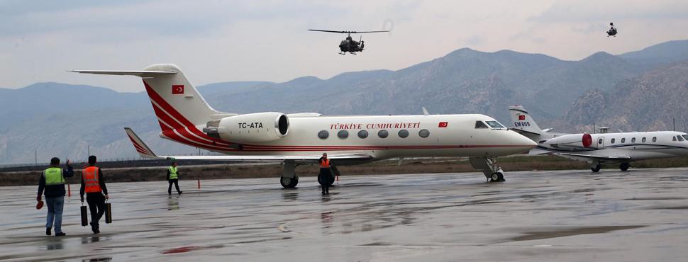 Erdoğan'ın darbe gecesi bindiği uçağın ayrıntıları ortaya çıktı