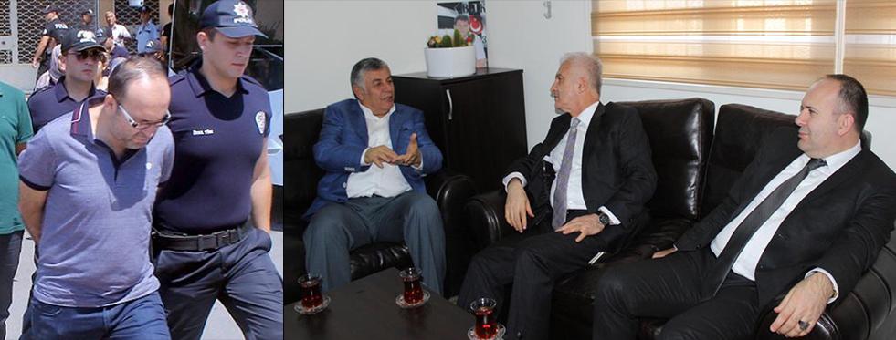 Erkan Karaaslan'ı cezaevinde dövdüler..