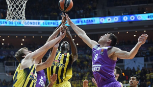 Fenerbahçe - Real Madrid karşılaşması, 201 ülkede yayınlandı