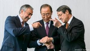 Kıbrıs müzakeleri 9 Ocak'ta yeniden başlıyor