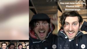 Instagram fotoğrafları İphone 7'de çok daha canlı görünmeye başladı