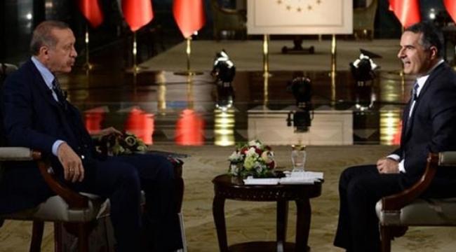 Erdoğan: Evet oyları önde ve yükselerek devam ediyor