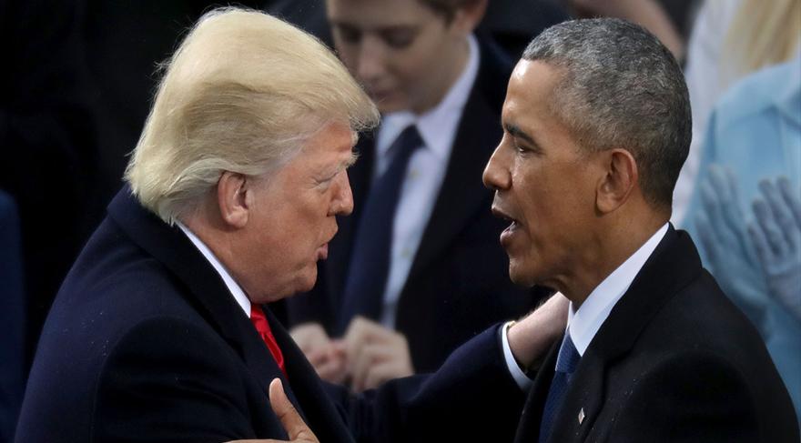 Trump: Obama Rusya'nın müdahalesini biliyordu, neden harekete geçmedi?