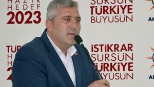 AK Parti Uşak İl Başkanı Servet Kuş'tan dikkat çeken açıklama!