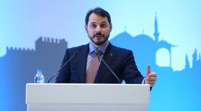 Enerji Bakanı Berat Albayrak: Dışa Bağımlılığı Azaltacak Önemli Adıımlar Atıyoruz