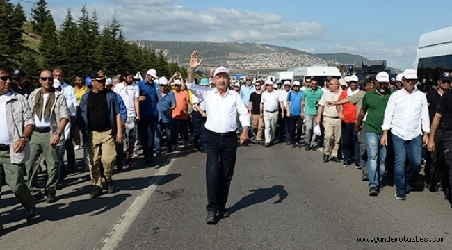 Kılıçdaroğlu: Beni tasfiye etmeye çalışıyorlar