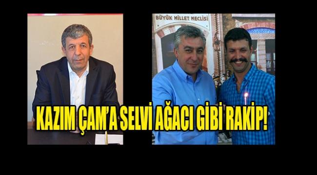 GÜZELBAHÇE'DE CHP'NİN 'ACTION MAN'İ İLÇE BAŞKANLIĞINA ADAY OLDU!