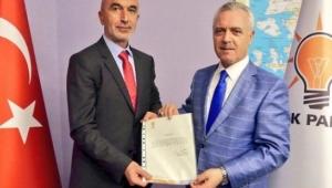 AKP İl Başkanlığı'na eski milletvekili atandı