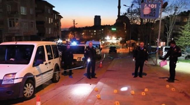 Esenyurt'ta silahlı saldırı; 2 kişi hayatını kaybetti