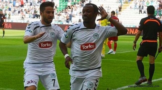 Konyaspor'un yıldızına 'palalı taksici' saldırısı!