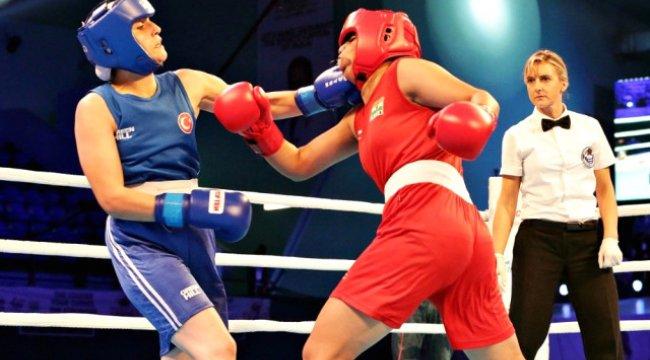 Dünya Boks Şampiyonası'nda Madalyalar Garanti