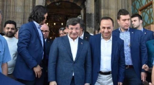 Marmara Üniversitesi'ndeki konferansı iptal edilen Ahmet Davutoğlu'ndan açıklama