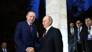 Putin: Türkiye ile ilişkilerimizin eski haline döndüğünü söyleyebiliriz