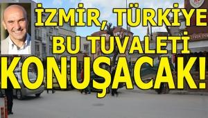 İZMİR'İN TÜRKİYE'NİN EN MODERN WC'Sİ SEFERİHİSAR'DA İNŞAA EDİLECEK!