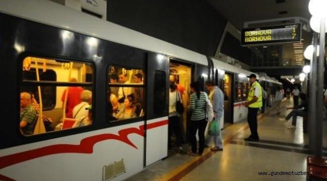 Metro 13 saat çalışmayacak