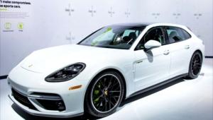 Porsche'den Yeni Canavar
