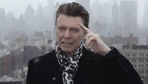 Bowie'den Iggy Pop'a, ikon müzisyenlerin filmleri !f istanbul'da