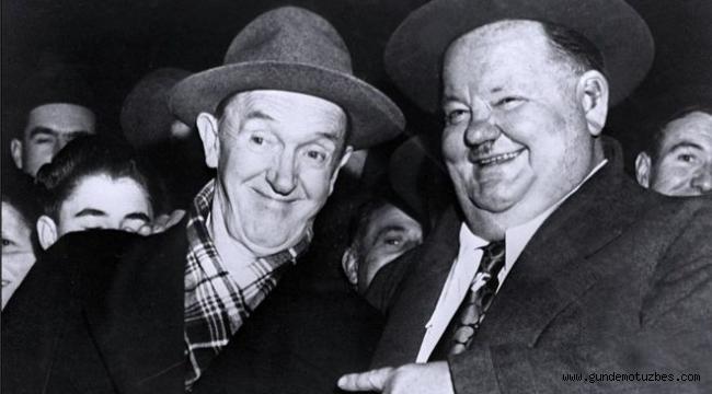 Stan Laurel'in kayıp filmi Hollanda'da bulundu