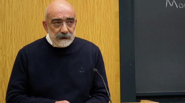 Ahmet Altan: Bu ülkede ifade özgürlüğünün kırıntısı yok, olsa biz niye yargılanalım?