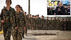 Her yerde aranan HDP'li vekil terör örgütü PKK'nın bomba eğitim kampında ortaya çıktı