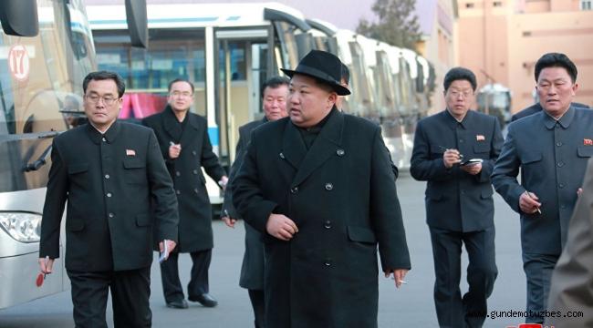 Kuzey Kore lideri Kim'den 'sıcak uzlaşma ve diyalog iklimini' canlandırma çağrısı