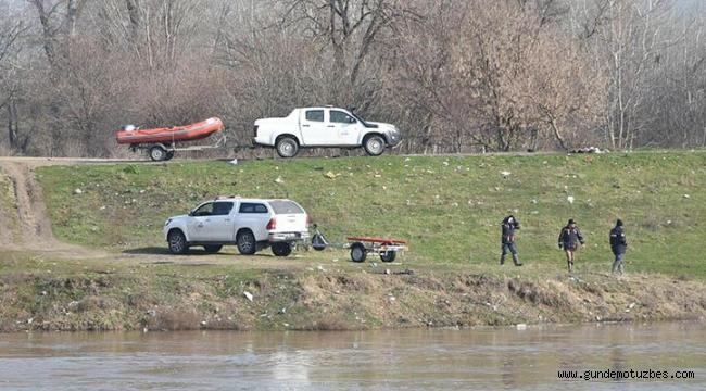 Meriç Nehri'nde mülteci botu battı: Kayıplar aranıyor