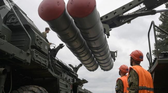Rus ordusu, Moskova'yı nükleer saldırılardan koruyacak anti-balistik füzeyi test etti