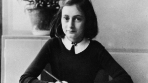 Anne Frank'ın Amerikalı mektup arkadaşı