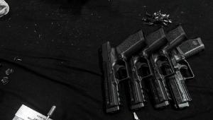 Emniyette güvenlik zafiyeti: Polis memuru, yüzlerce silahı şubeden kaçırıp satmış