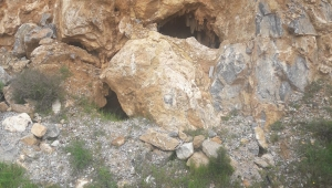 Milas'ta yeni bir mağara keşfedildi