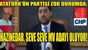CHP İSTANBUL: MURAT HAZİNEDAR, SEVE SEVE MİLLETVEKİLİ ADAYI OLUYOR!