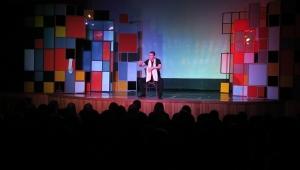 'Eyvah Nadir' Foça'da sahnelendi