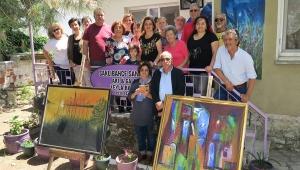 Saklıbahçe Sanat Evi Bağarası Şubesi açıldı