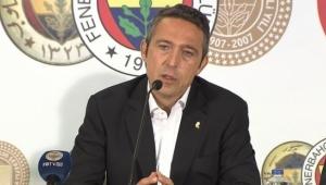 Ali Koç: Kulübün durumu beklentilerimizden bir nebze daha kötü şu anda