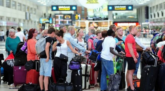 Antalya bayramda 1 milyon turist bekliyor
