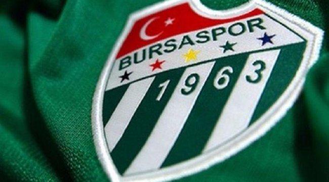 Bursaspor'da ayrılık! Resmen açıkladı...