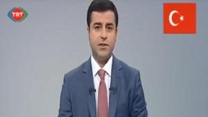 Demirtaş'ın TRT çekimleri tamamlandı