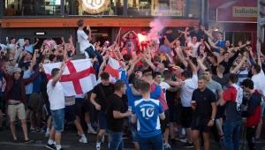 İngiltere'de 1.254 holigana Dünya Kupası engeli