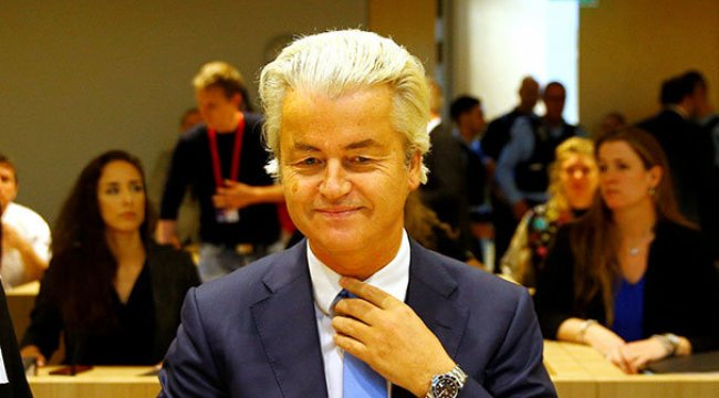Yine Hollanda, yine skandal!