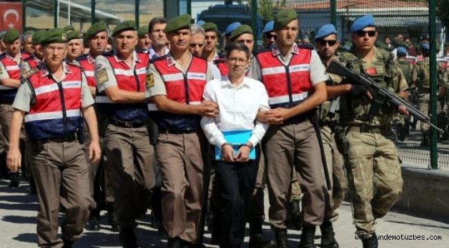 460 kişinin yargılandığı Akıncı Üssü davasında sanık savunmaları tamamlandı