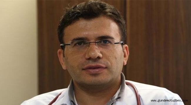 TTB Merkez Konseyi üyesi Yerlikaya serbest bırakıldı