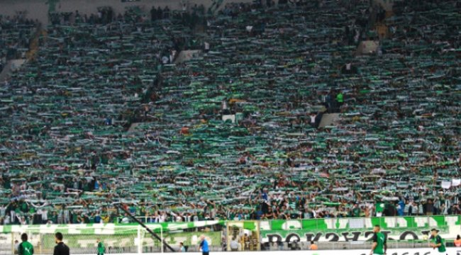 Bursaspor, Sürelerin Uzatılmasına Rağmen 467 Kombine Bilet Satabildi