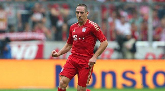 Frank Ribery, Galatasaray'ı Tebrik Etti: Bravo Cimbom