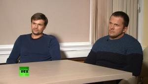 İngiltere'nin Skripal vakasında suçladığı Petrov ve Boşirov: Ajan değiliz, Salisbury'e turist olarak gittik