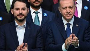 """""""Türkiye Varlık Fonu'na devrettiği millet malının başına kendini ve damadını atayan Tayyip Erdoğan"""""""