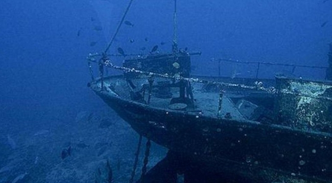 Dünyanın en eski dokunulmamış gemisi Karadeniz'de bulundu: 2400 yıllık ve çok iyi korunmuş