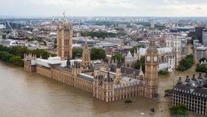 Küresel ısınma Londra'yı batırabilir